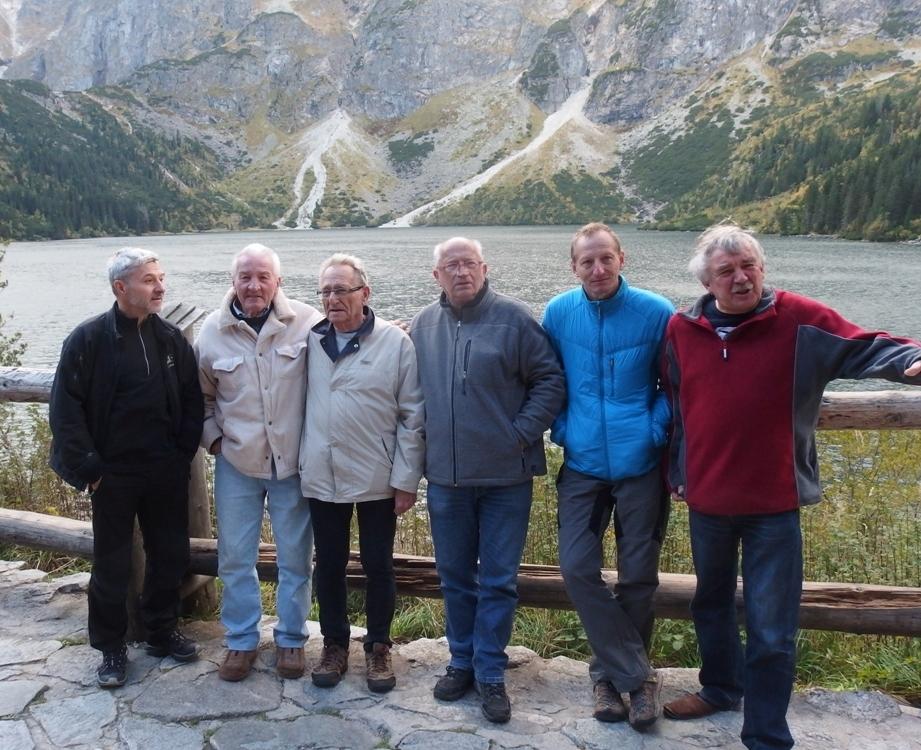 Miejsce przy belce, odlewej: Grzegorz Chwoła, Ryszard Szafirski, Stanisław Biel, Jan Kiełkowski, Andrzej Marcisz, Marek Zierhoffer
